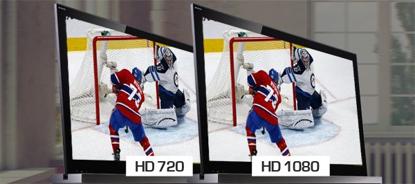 Offrez-vous la télévision HD 1080 avec une antenne HD! Ne vous contentez plus de la HD 720.