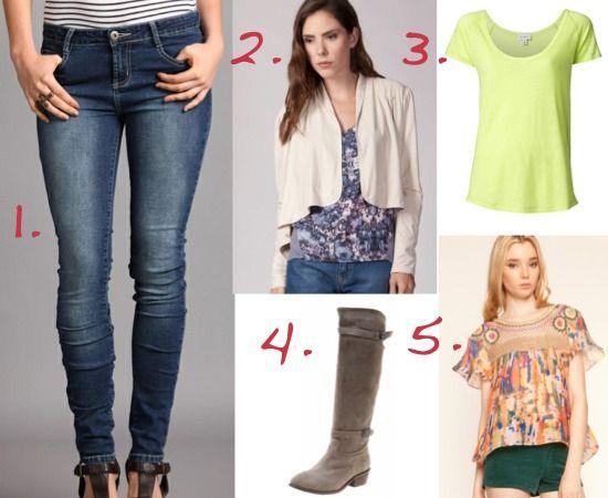 Nina Proudman outfit inspiration