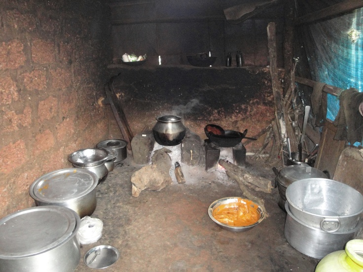 Village Kitchen, India