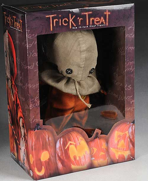 sam from trick r treat   Trick R Treat Sam action figure - Another Pop Culture Collectible ...