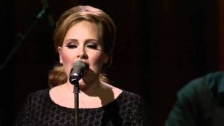 Adele in iTunes Festival London 2011 - Full Concert, via YouTube.
