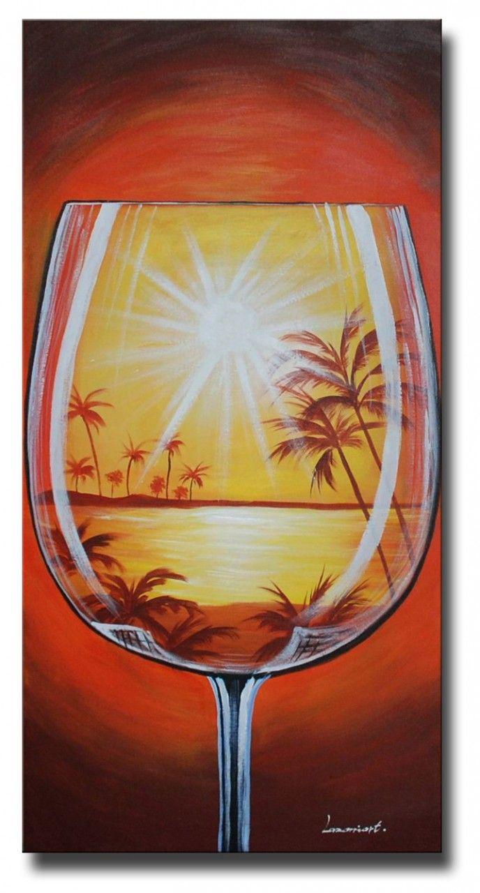 212 best Painting: 5 O\' Clock Somewhere images on Pinterest ...