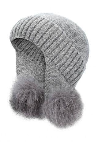 Необычная шапка с помпонами / Ваш стиль / ВТОРАЯ УЛИЦА