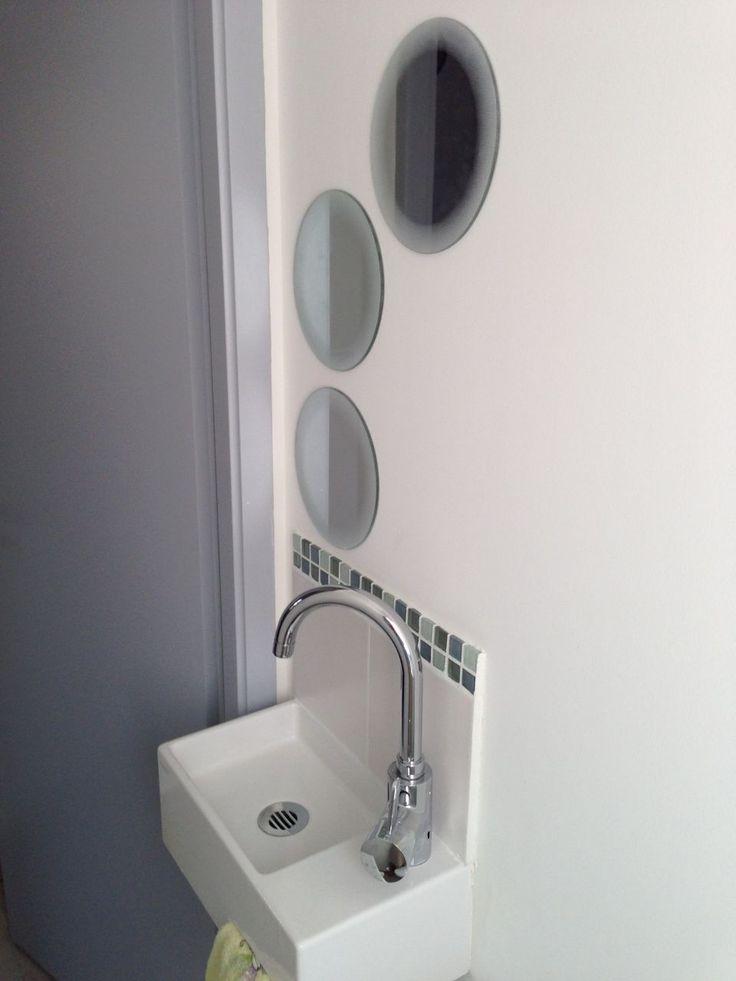 le lave main wc terminé  lave main wc lave main idées