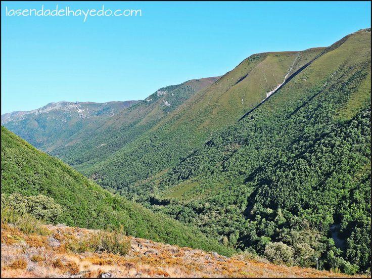 Valle de Salentinos en verano