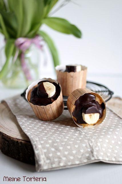 Frühstücks-Bananenmuffins, die man den ganzen Tag über essen darf ~ Meine Torteria