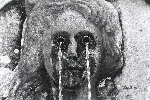 Eva Rubinstein, Płacząca fontanna, Portugalia,1989