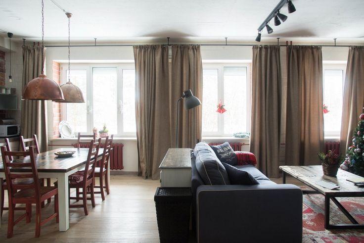 Загородная квартира снеобычными дизайнерскими идеями — The Village