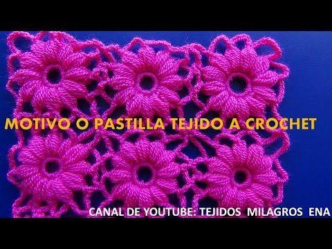 Poncho tejido a crochet #4 en punto maravilloso paso a paso - YouTube