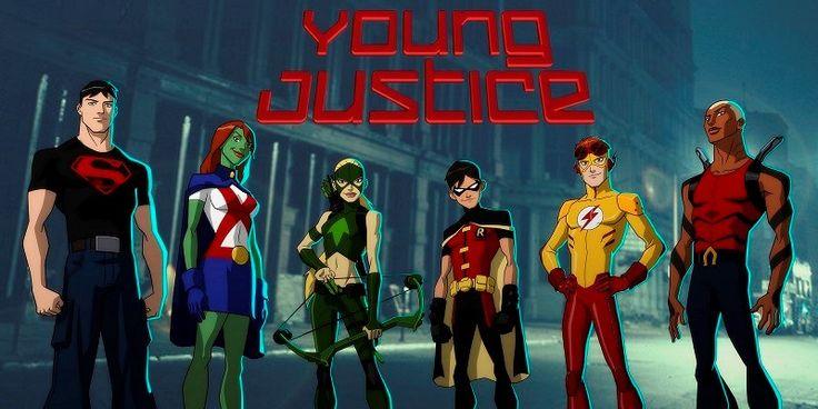 Young Justice: La saison 3 du dessin animé DC Comics est confirmé