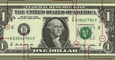 The Dollar Bill Deconstructed   American currency has quite a storied history. American bills have come a long way from… – #American #bill #Bills #Currency #Deconstructed #Dollar #dollarbills #history #long #storied