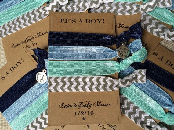 It's a Boy Personalized BABY SHOWER favors by TheGizzardTickler