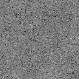 Textures Texture seamless | Damaged asphalt texture seamless 07327 | Textures - ARCHITECTURE - ROADS - Asphalt damaged | Sketchuptexture