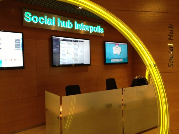 Interpolis Social Media Hub