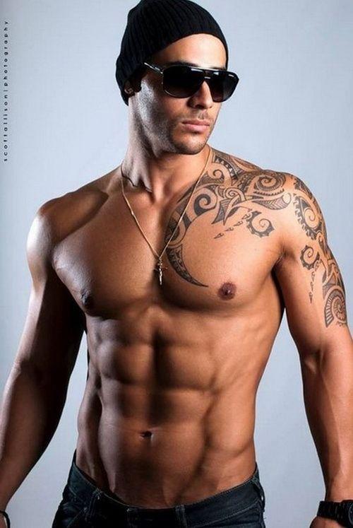 tribal tattoos shoulder 2016 for men