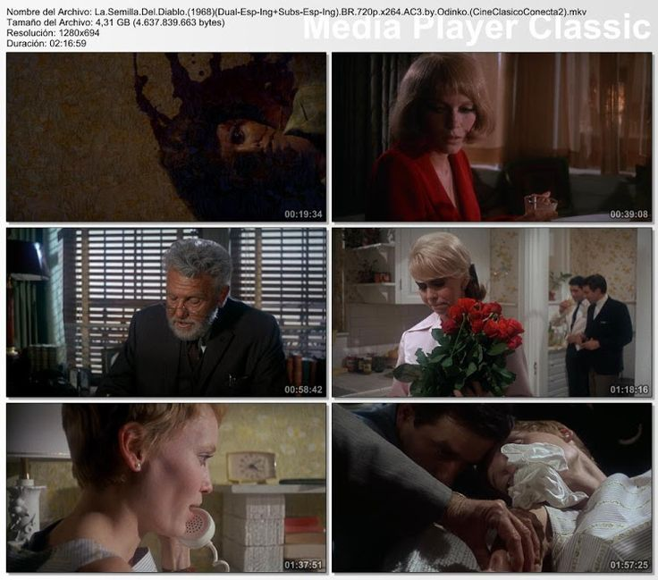 Imagenes: La semilla del diablo   1968   Rosemary's Baby