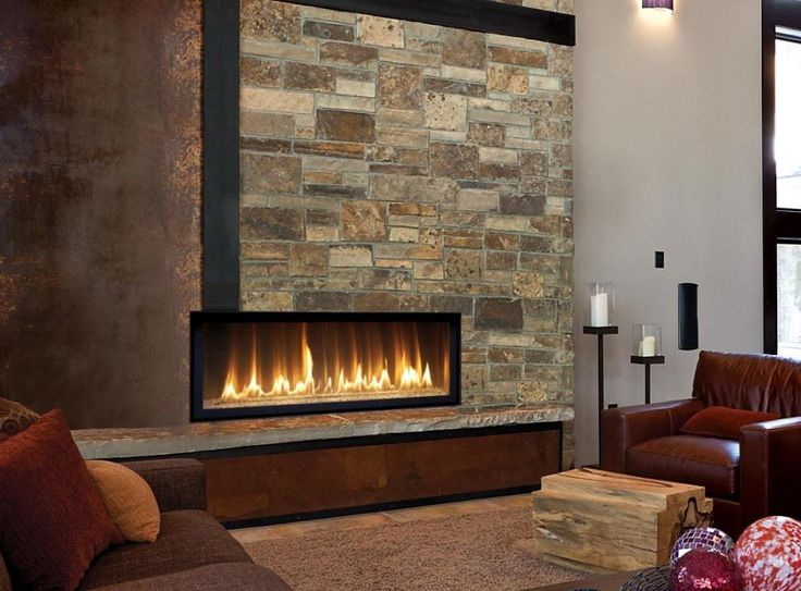 17 best images about linear fireplaces linear contemporary on pinterest modern fireplaces - Fireplace living room modern ...