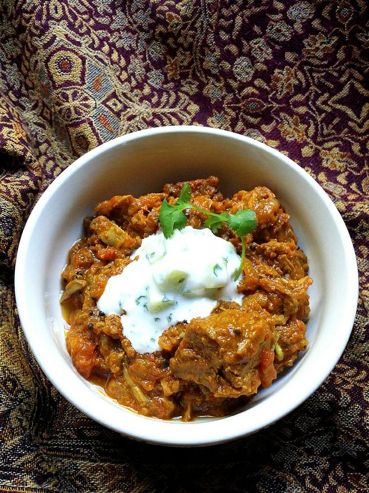 Low-Carb Beef & Tomato Curry (with Herby Cauliflower 'Couscous') #wwflavoursociety #lowcarb #LCHF | Scrumptious South Africa