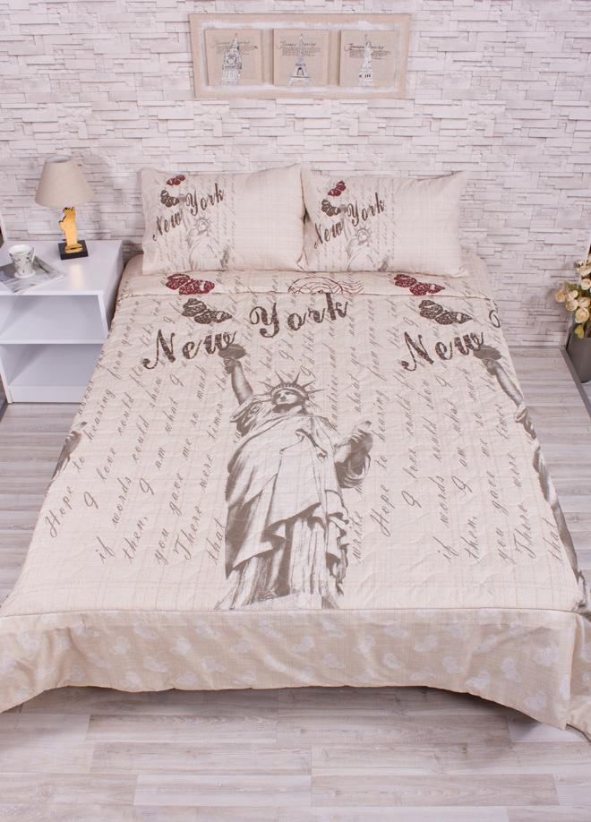 Club-E NewYork Soft Tek kişilik yatak örtüsü takımı - new york soft Markafoni'de 260,00 TL yerine 129,99 TL! Satın almak için: http://www.markafoni.com/product/3361519/