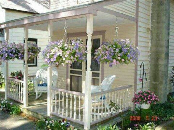 Cute much smaller than the one i want to fix up for Cute front porches