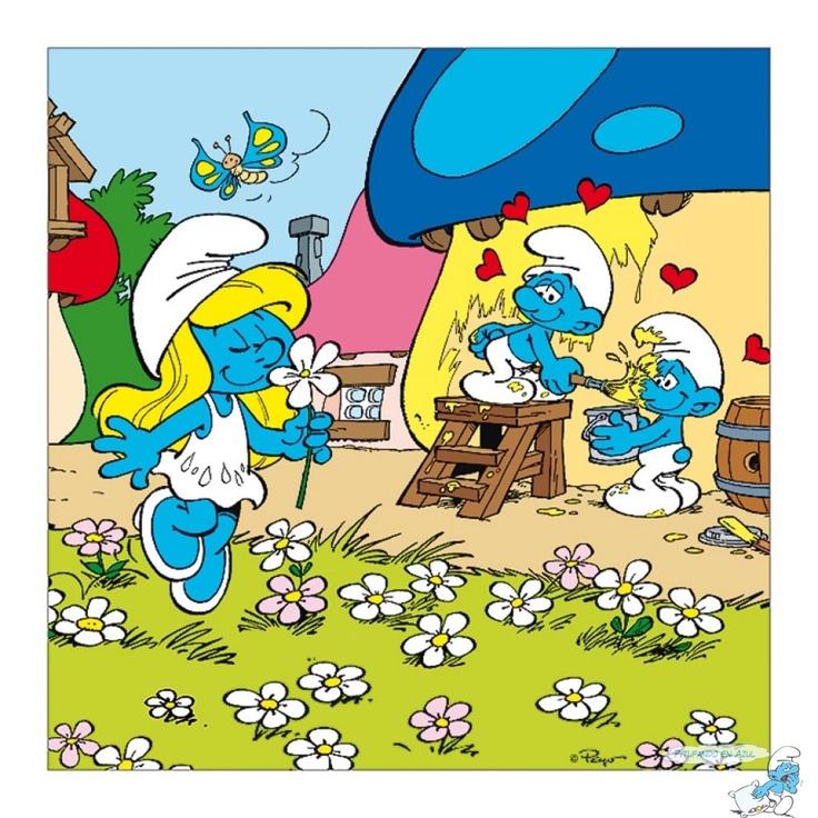 The Smurfs - Los Pitufos