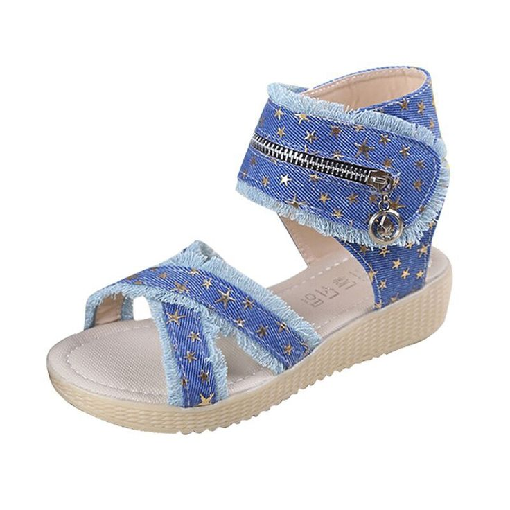 Denim Canvas Women Sandals Platform Casual Summer Shoes Woman XWZ2751 //Price: $US $15.35 & FREE Shipping //     #bags