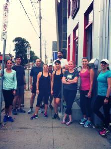 Meet the North End Bridge Runners