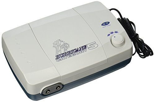 Deep Blue Professional ADB61037 Hurricane Category 5 Professional AC/DC Battery Operated Air Pump ** Details can be found by clicking on the image.