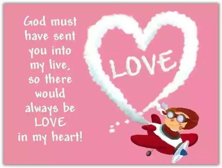 76 best Love messages images on Pinterest | Live life, Love ...
