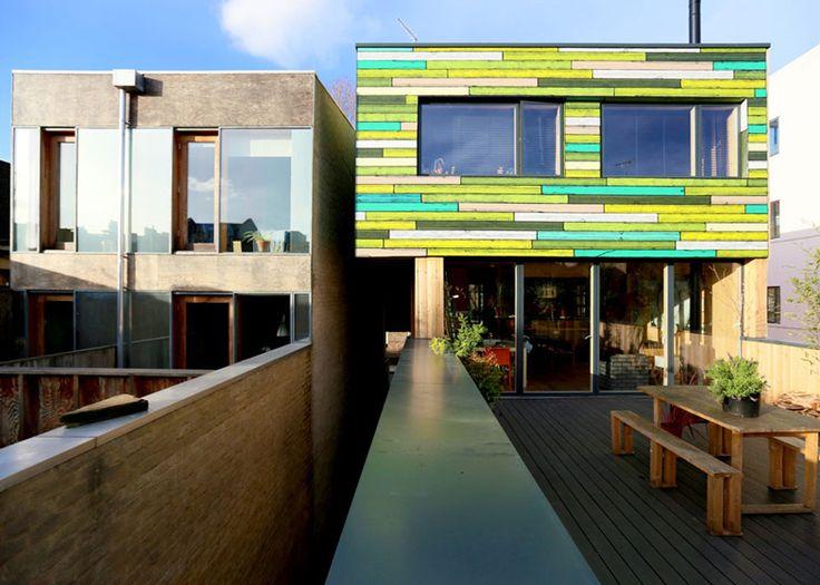7 examples house facades tweaked art
