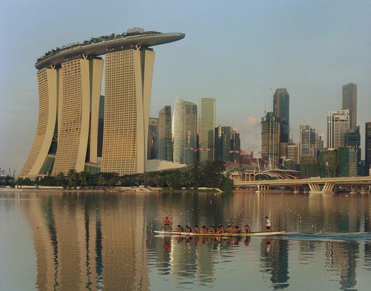 Marina Bay Sands, Safdie Architects, Singapore