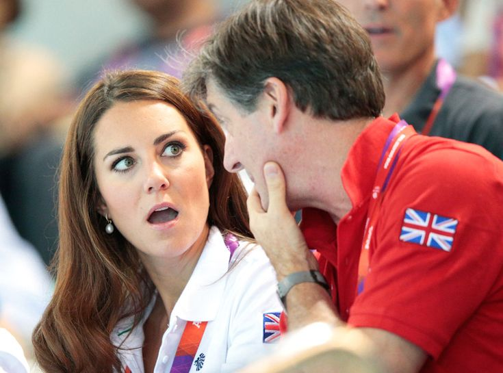 For the Love of Kate from Royals at the Olympics | E! Online