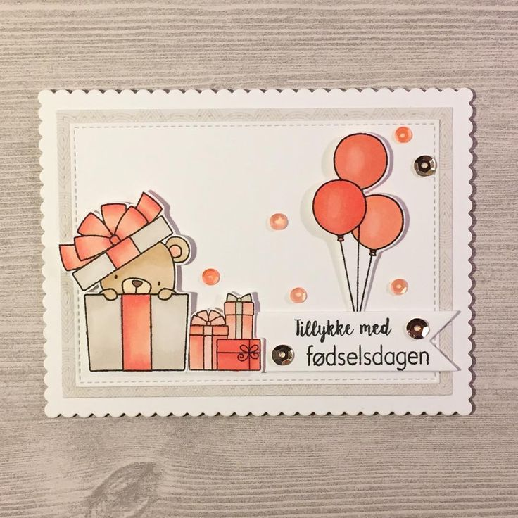 Just peachy if you ask me I really adore that teddybear such a cute birthday card with stamps from @mftstamps and sentiments stamps from @krumspring_ #mitkammer #cardmaking #mftstamps #bearyspecialbirthday #teddybear #balloons #gifts #bows #krumspringstamps #konfirmand #tillykke #fødselsdag #happybirthday #sequins #peach #peachy #rosegold #cardmagic #onmytable #stamping #clearstamps #copiccoloring #paperlove #papercraft #handmade #happytime