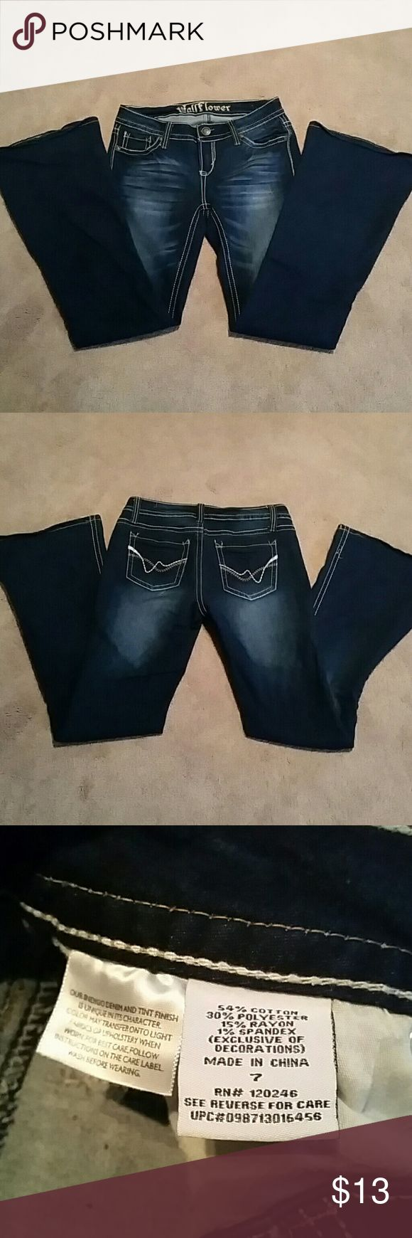 Wallflower jeans Perfect condition never worn Wallflower Jeans