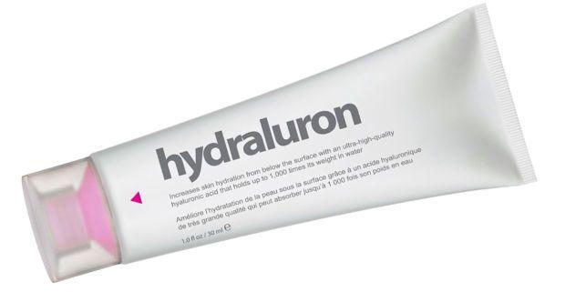 best hydrating serums: indeed labs hydraluron gel-serum