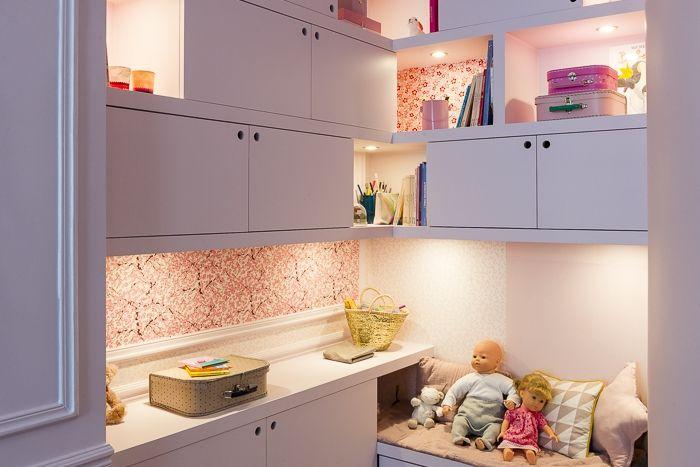 chambres d 39 enfants am nag et d cor par la d coratrice d int rieur vanessa faivre chambre. Black Bedroom Furniture Sets. Home Design Ideas