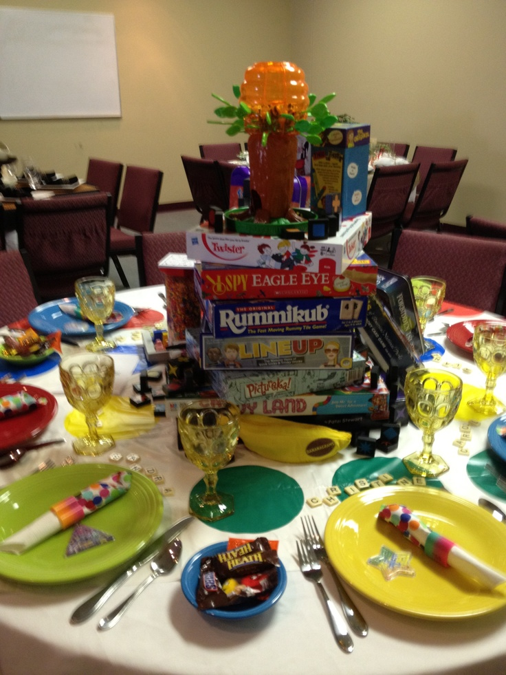 103 Best Images About Game Night Party Ideas On Pinterest