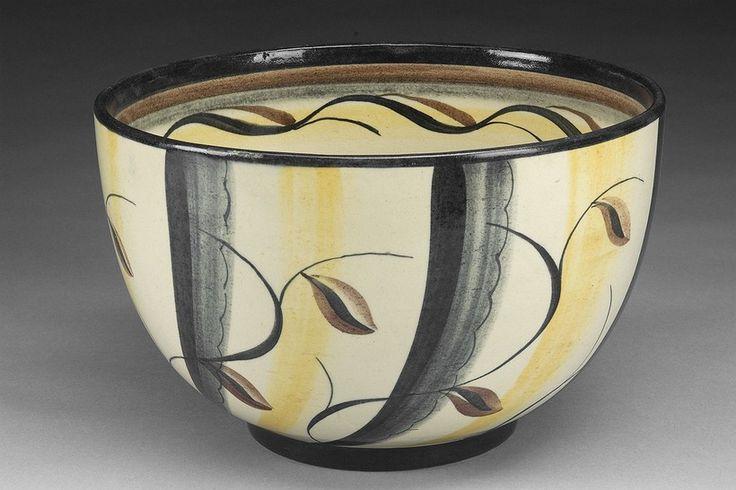 Ilse Claesson Neoclassical Bowl