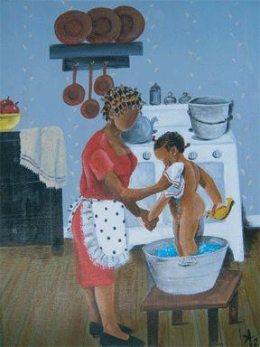 It's A Black Thang.com - Annie Lee Art Work