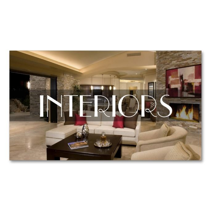 17 best images about real estate broker business cards on - What degree do interior designers need ...