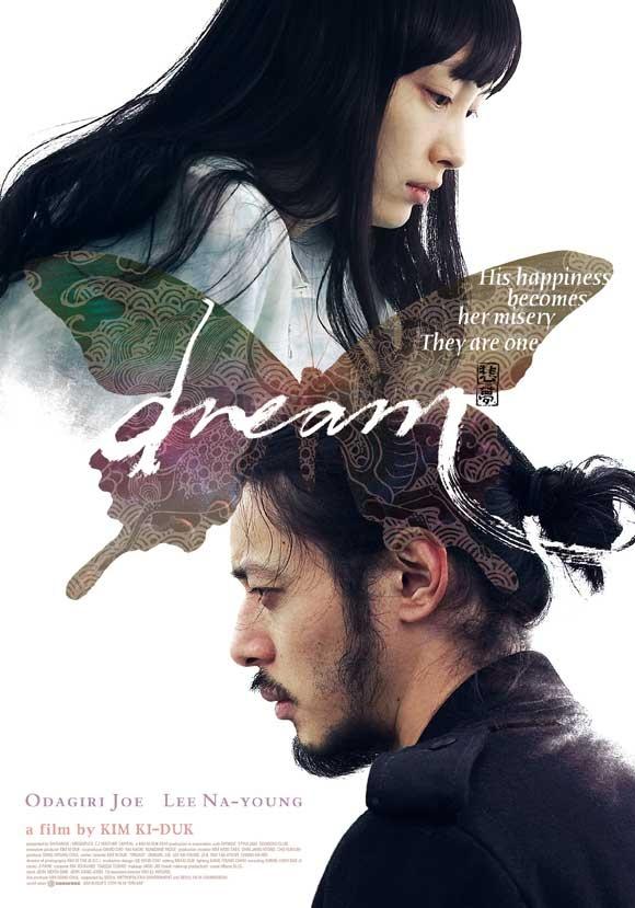 """Dream"", a film by Kim Ki-duk. Actors: Joe Odagiri & Na-young Lee. on my watch-list"
