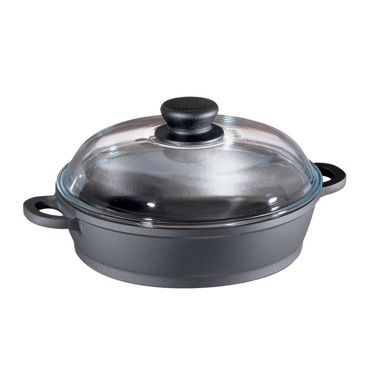 Tradition Non-Stick Casserole / Saute Pan with High Dome Lid