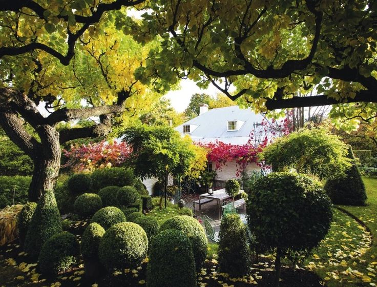 Janet blair 39 s country garden near queenstown new zealand for Garden design queenstown