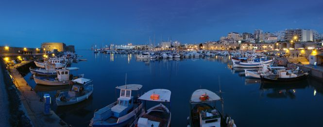 Heraklion-Port