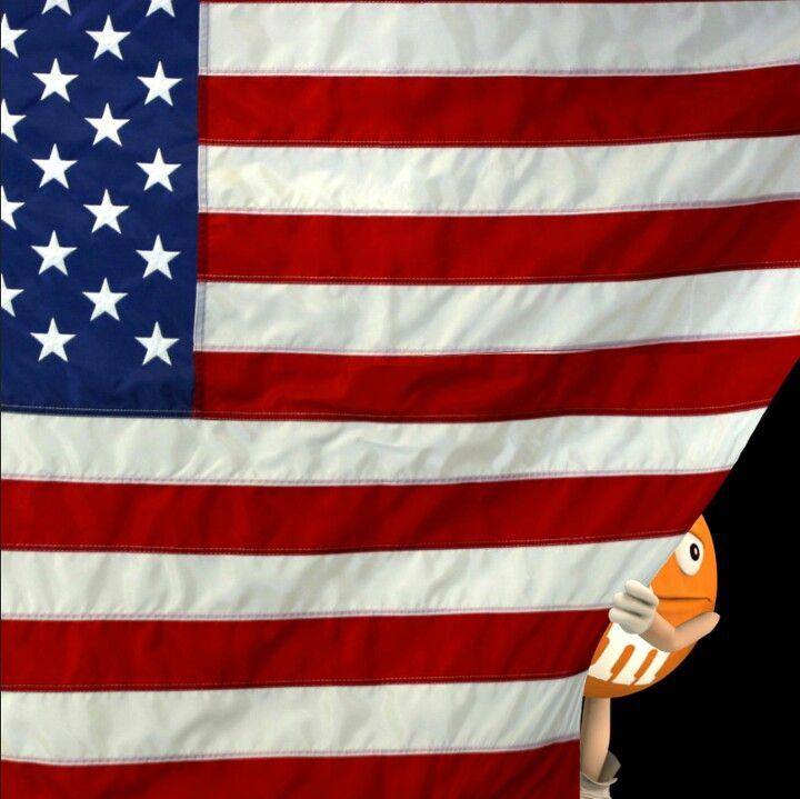 Orange you Patriotic!