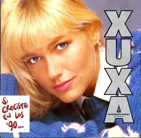 Used to love watching Xuxa before school..I doubt anyone else remembers this show