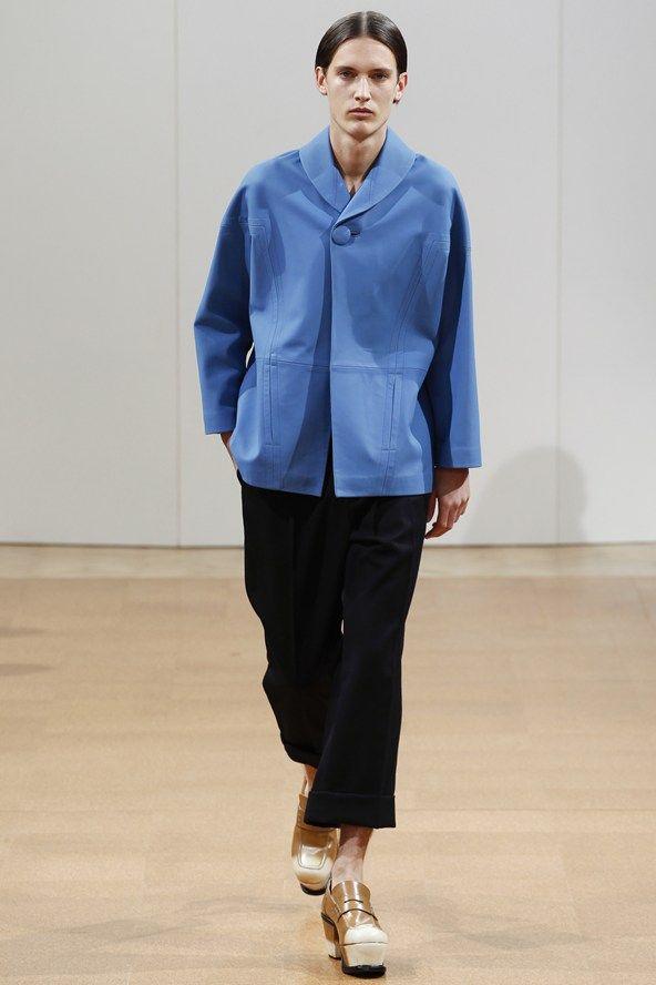 J W Anderson • Menswear AW2014 • London