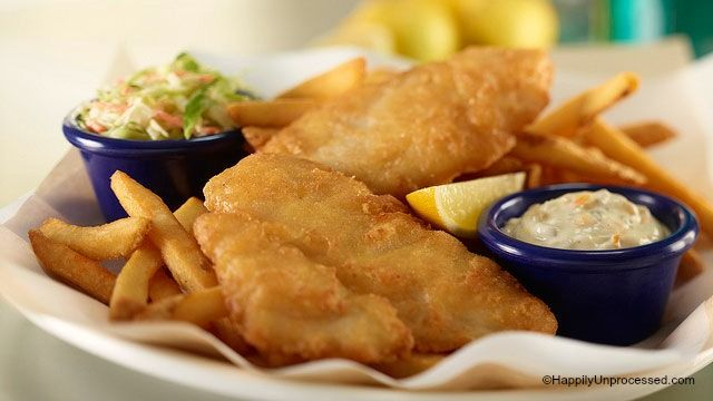 Perfect weeknight meal beer battered fish very light and for Light batter for fish