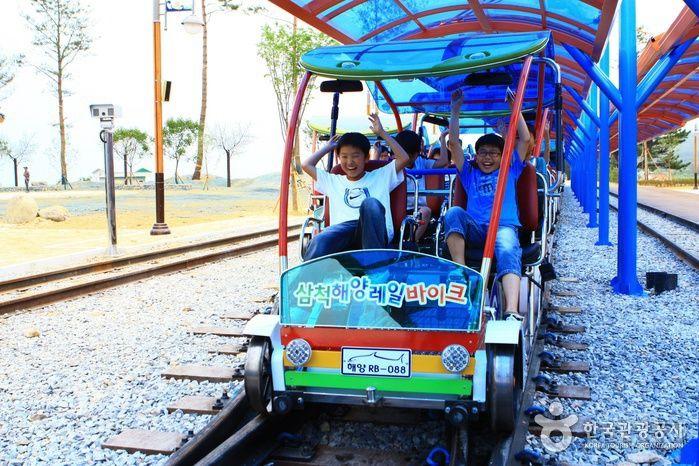 Samcheok Ocean Rail BIke