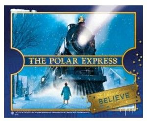 Polar Express Train ride in Grapevine. An unforgettable adventure for those who believe.
